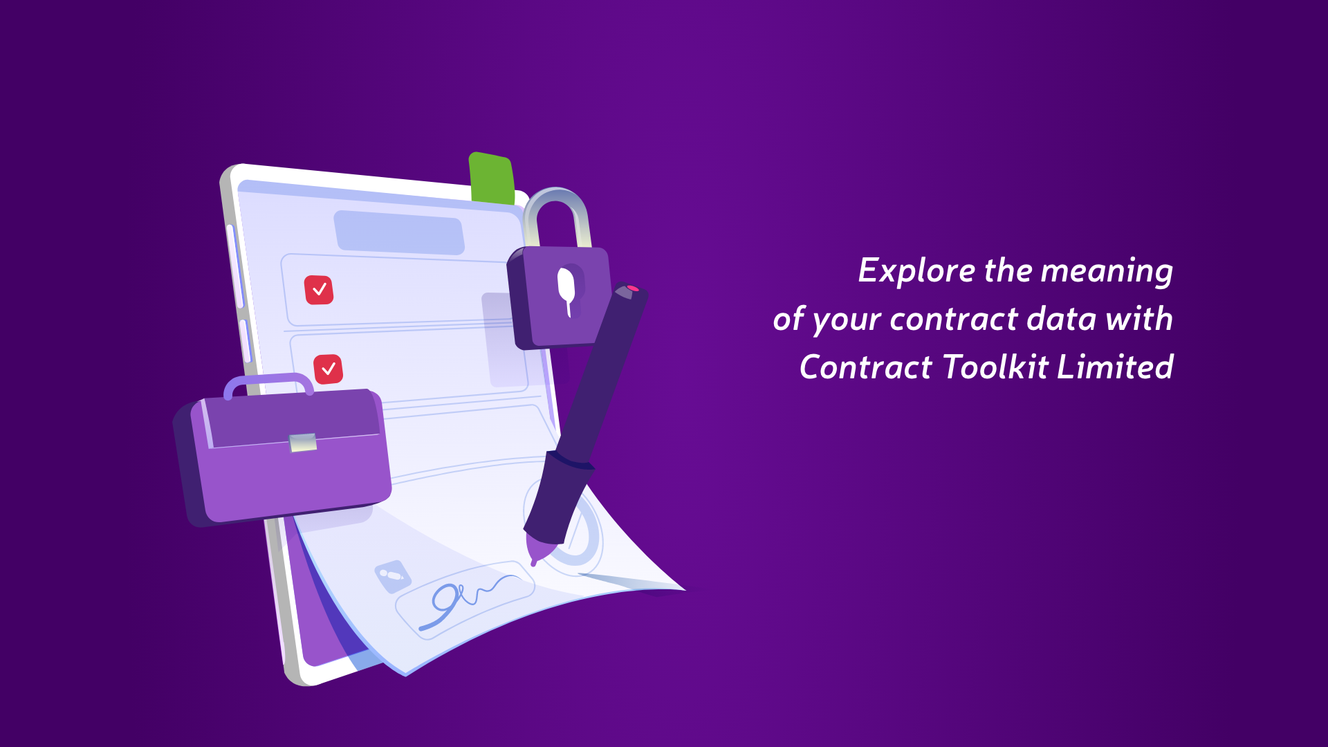 Contract Toolkit Slider